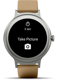 Camera Remote Watch
